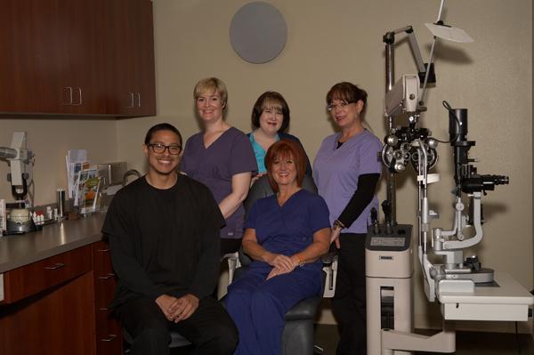 bliss eye associates well eye care